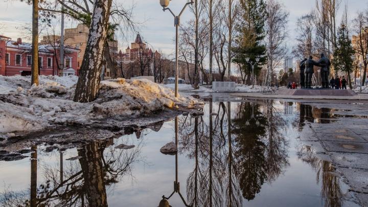 Арктическое вторжение и начало половодья. Синоптики рассказали о погоде в Прикамье на апрель