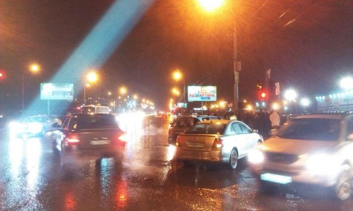 4 ноября в ДТП на Гусинобродском шоссе пострадала 4-летняя девочка