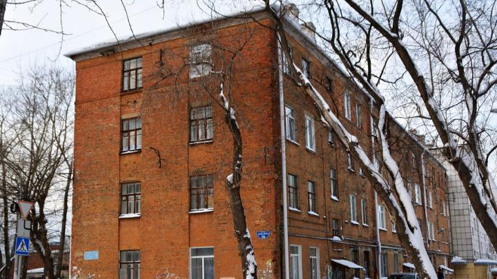 Пермскую гостиницу «Горница» временно закрыли из-за грубых нарушений правил безопасности постояльцев