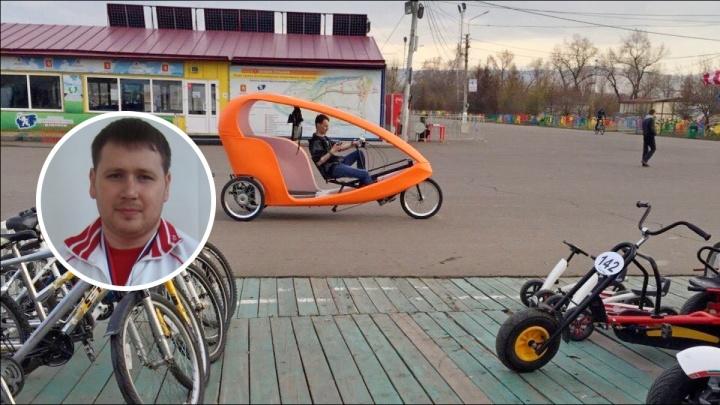 Новый глава «Татышев-парка» раскрыл причину отмены торгов на павильоны проката