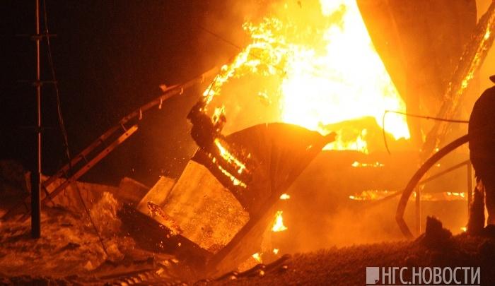 Пироманы подожгли пять дачных домов в Железногорске: дело ушло в суд