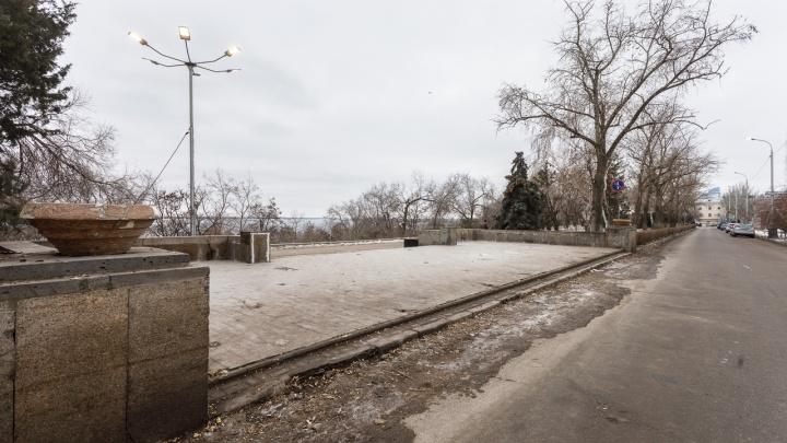 Не осталось и следа: в Волгограде снесли банкетный зал ресторана «Фасоль»