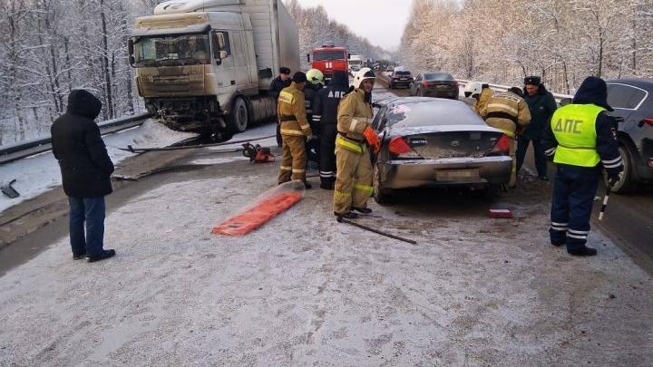 Обогнать по встречке: на трассе в Башкирии разбился водитель из Самары