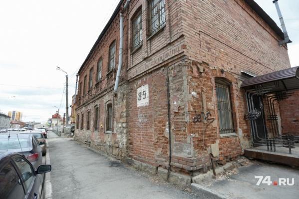 В XIX веке во дворе этого дома варили пиво в промышленных масштабах