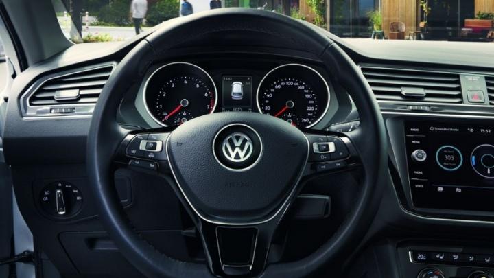 Volkswagen Tiguan City — под силу любой маршрут