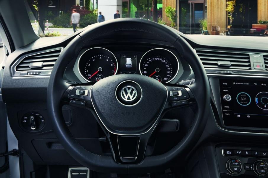 Volkswagen Tiguan City — надежный попутчик в любой дорожной ситуации