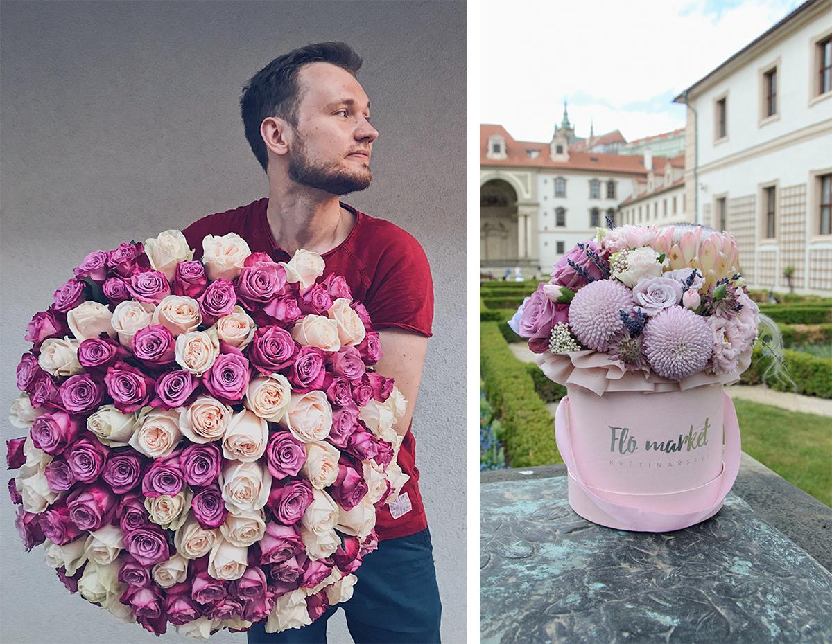 Илья занимается цветами уже более 15 лет