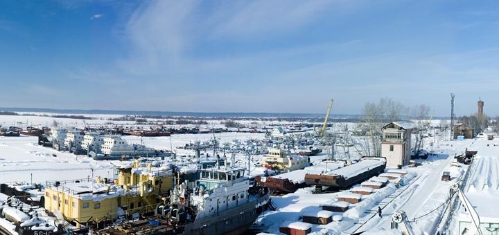 «Ростелеком» построил оптическую сеть для поселка речников в Красноярском крае