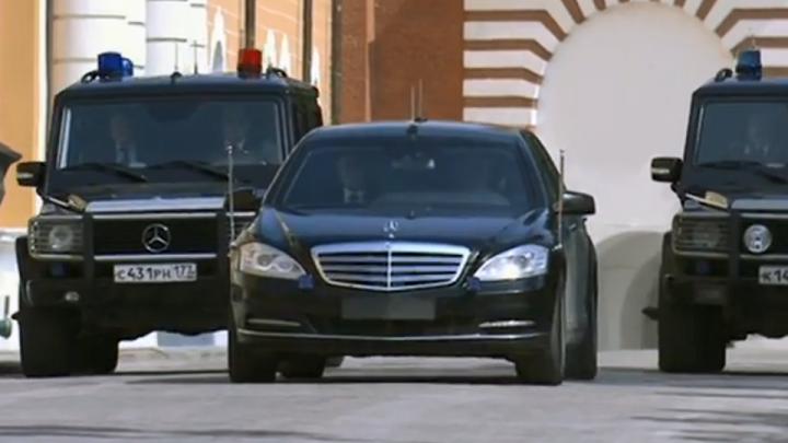 Путин отказался от «Мерседеса» S-класса: такие распродают по цене Kia Rio
