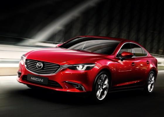 Екатеринбургский автосалон подарит год без забот: новая Mazda6 - КАСКО за счёт дилера