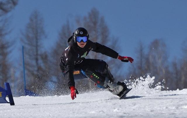 Уроженец Башкирии завоевал Кубок России по сноуборду