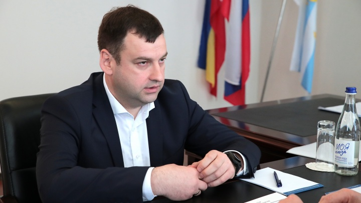В Таганроге избрали главу администрации