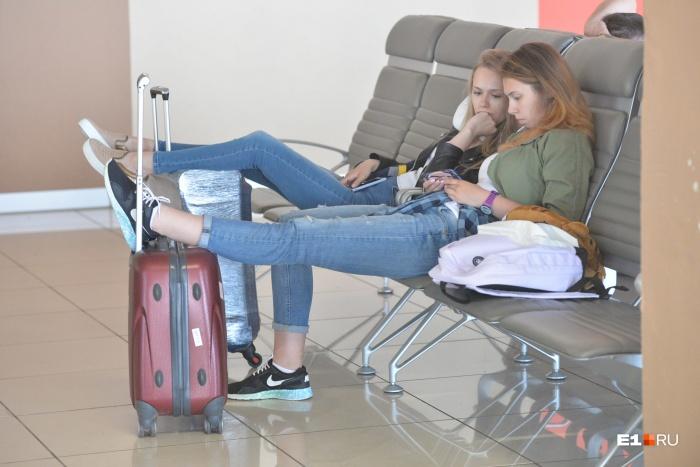 Туристы не знают, когда вернутся в Екатеринбург