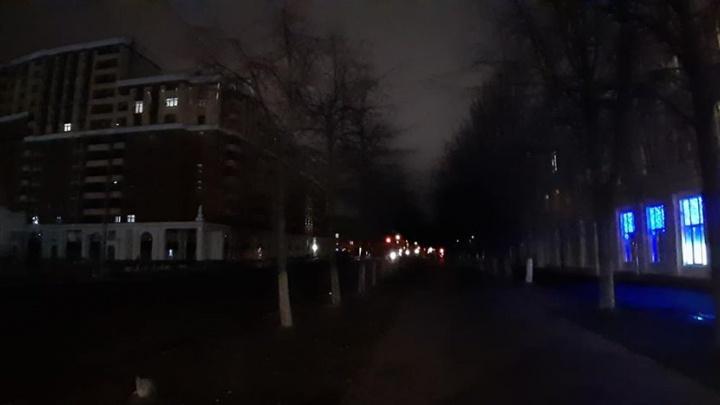 Центр Ярославля погрузился во тьму. Реакция властей