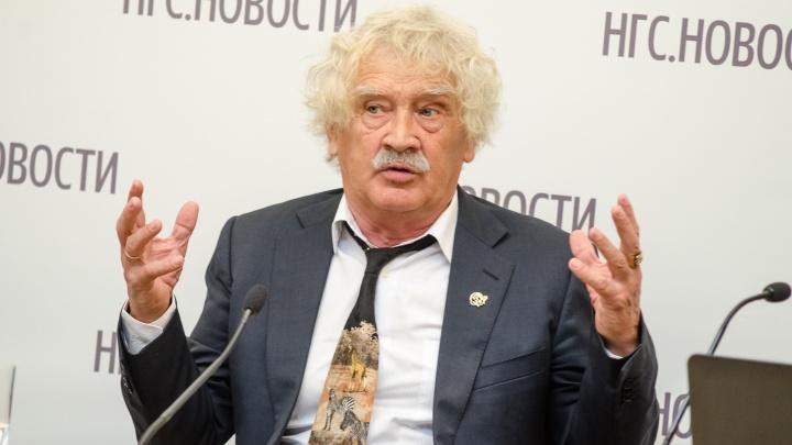 Зоопарк выпустил документальный фильм о Ростиславе Шило