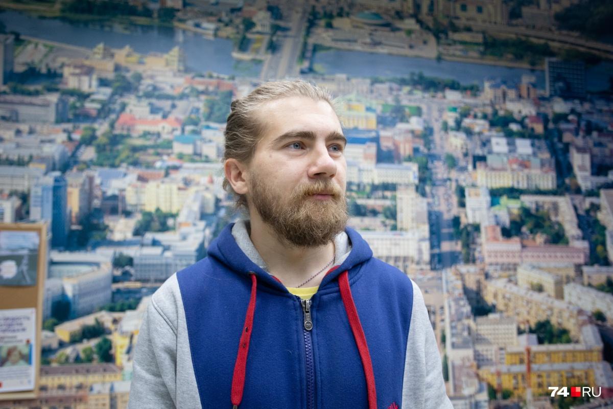 Максим Тарасов — специалист по аэросъёмке