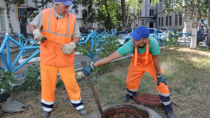 «Очистки — в мусор»: как любители консервации засорили канализацию в Самаре