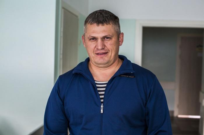 Евгений Корховой оказался в больнице