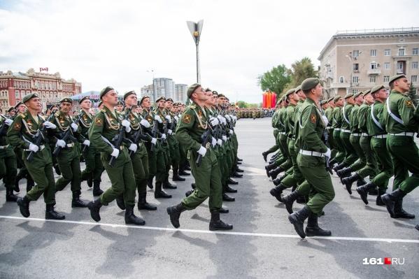 220 человек из Ростовской области будут служить в ВДВ