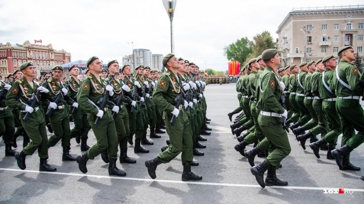 Военные рассказали, сколько жителей Ростовской области призовут в армию осенью 2019 года