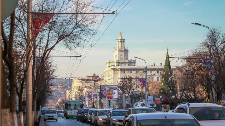 Ростов поборется за победу в конкурсе «Город России»