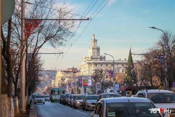 За Ростов можно голосовать на сайте ежедневно до декабря