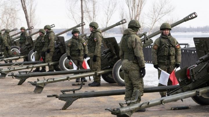 В Волгограде отказались от ежедневных артиллерийских залпов на Мамаевом кургане