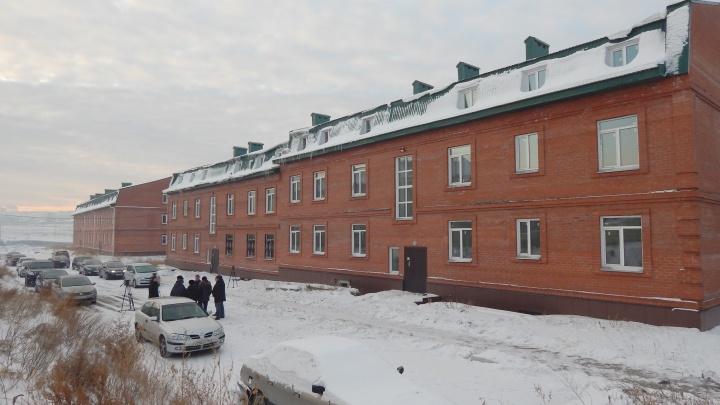 Обманутым дольщикам достроили дома в «Солонцах»