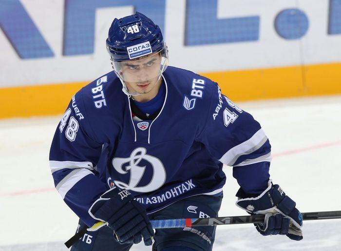 В составе «Динамо» Кирилл выиграл Кубок Братины