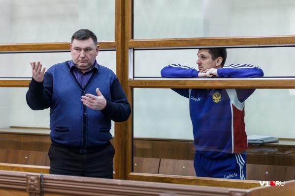 Игорь Макарчук продолжает защищать Александра