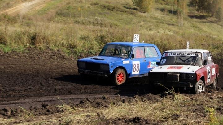 В субботу в деревне Заборской пройдут автогонки на Кубок главы Кургана
