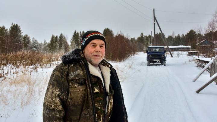 «Уж попривык тут один»: пенсионер из Морозилки — о деревне с забавным названием и печальной судьбой