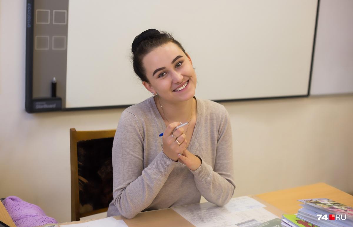 1. Александра Хаирова — учитель начальных классов школы № 148