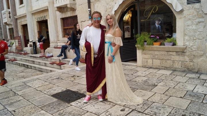 Омичка стала участницей программы «Поедем, поедим» про Хорватию