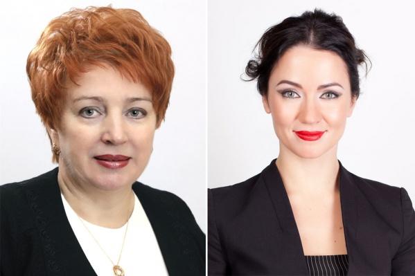 Усс отправил в отставку Галину Пашинову и Елену Мироненко