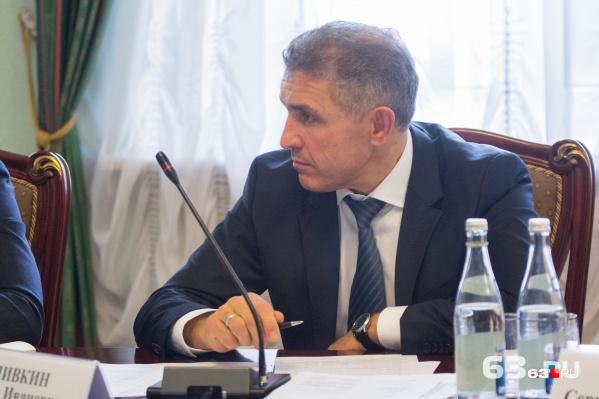 Ивана Пивкина утвердили в должности