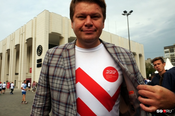 Комментировать события марафона будет известный спортивный комментатор и телеведущий Дмитрий Губерниев