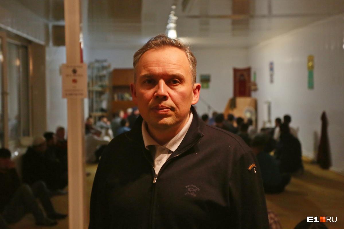 Олег Хабибуллин — экс-депутат, общественник и мусульманин