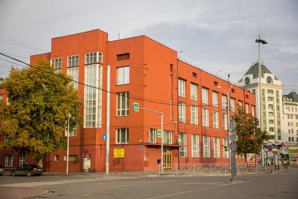 Здание Госбанка — одна из визитных карточек Новосибирска, который претендует на звание столицы конструктивизма