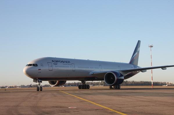 Boeing 777 авиакомпании «Аэрофлот»
