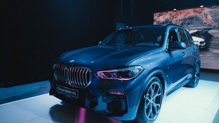 Совершенство в каждой детали: состоялась долгожданная премьера нового BMW X5
