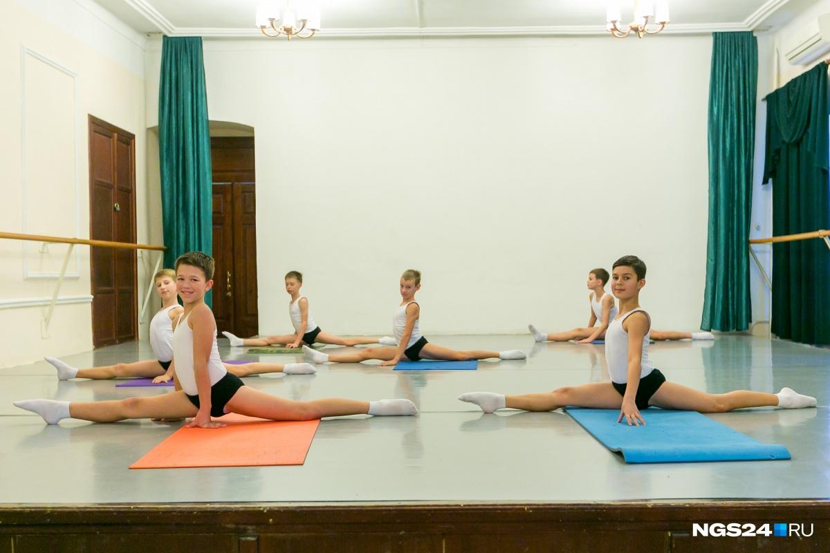 При поступлении в хореографический колледж очень важен уровень подготовки