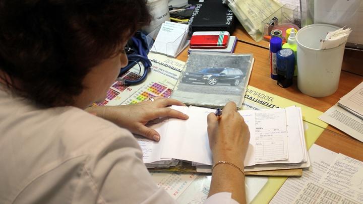 В Омской области зафиксировали первый за три года случай заболевания корью