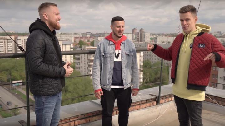 «Это забор с буквой М»: на YouTube появился очередной выпуск «вДудя» про Омск и группу «Грот»