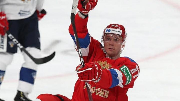 Ярославские хоккеисты выступили за сборную России сразу в нескольких турнирах