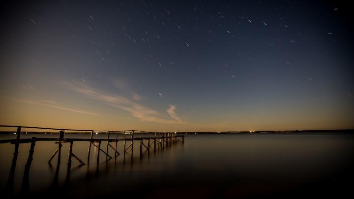 Загадывай желание: над Новосибирском пронёсся поток метеоров