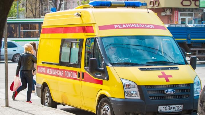 Под Таганрогом столкнулись два автомобиля: есть погибший