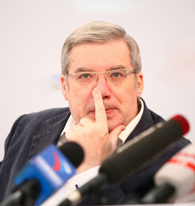 Виктор Толоконский оказался очень востребованным специалистом после возвращения в Новосибирск