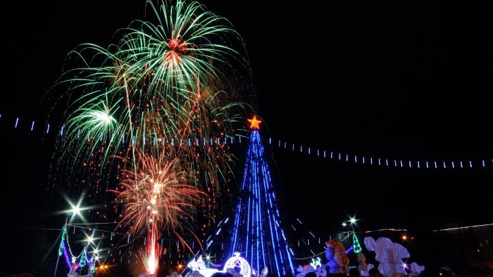 Уфа потратит на Новый год 17,7 миллиона рублей