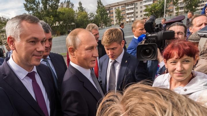 Сибирячка получила квартиру после разговора с Путиным
